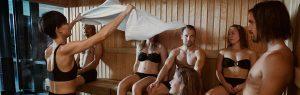 Saunagus i DGI-byen @ Vandkulturhuset