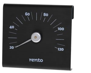 Termometre / hygrometre / ur
