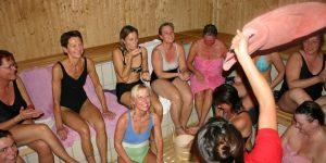 Herre saunagus Herning @ Herning Svømmehal