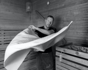 Gusmester håndklæder